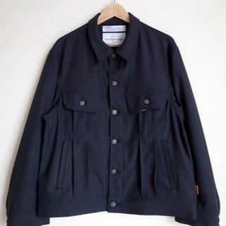 """サンシー(SUNSEA)のDAIRIKU 19aw """"Regular"""" Polyester Jacket(Gジャン/デニムジャケット)"""