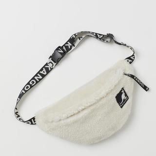 エイチアンドエム(H&M)のh&m kangol フェイクシアリングウエストバッグ(ボディバッグ/ウエストポーチ)