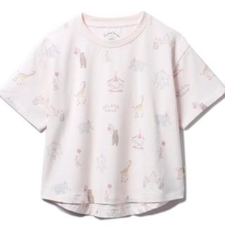 ジェラートピケ(gelato pique)のジェラートピケ ピケランド Tシャツ XXS ベアー メリーゴーランド(Tシャツ/カットソー)