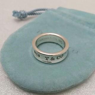 Tiffany & Co. - ティファニーリング 925