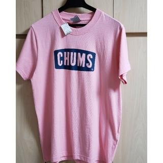 チャムス(CHUMS)の新品未使用 CHUMS チャムス レディースTシャツ Lサイズ(Tシャツ(半袖/袖なし))