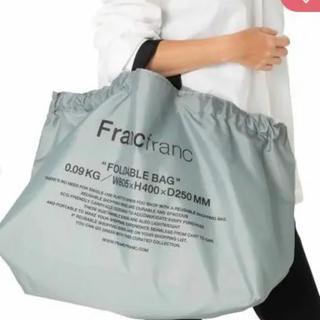 Francfranc - Francfranc フランフラン エコバッグ エルン L カーキ