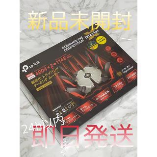 エイスース(ASUS)のWi-Fi6 ゲーミング ルーター TP-Link AX11000 有線 無線(PC周辺機器)