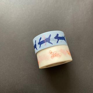ミナペルホネン(mina perhonen)のガチャサイズ カモ井 ミナペルホネン マスキングテープ(テープ/マスキングテープ)