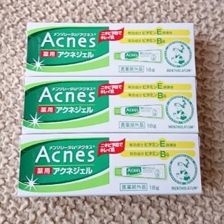 ロート製薬 - メンソレータム アクネス 薬用アクネジェル(18g)