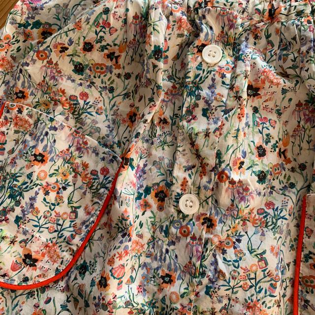 Caramel baby&child (キャラメルベビー&チャイルド)のBONTON リバティスカート キッズ/ベビー/マタニティのキッズ服女の子用(90cm~)(スカート)の商品写真