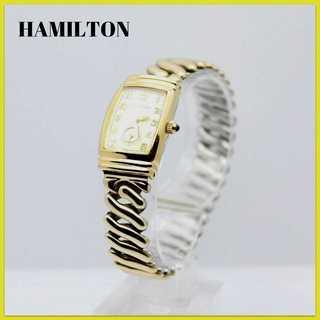 Hamilton - ハミルトン ベントン★レディース腕時計 希少 スモセコ 正規品 蛇腹