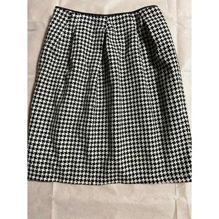 ミッシュマッシュ(MISCH MASCH)のミッシュマッシュ レディース スカート ギンガムチェック S(ひざ丈スカート)