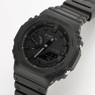 ジーショック(G-SHOCK)のカシオ CASIO G-SHOCK GA-2100-1A1JF カシオーク(腕時計(アナログ))