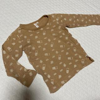 サマンサモスモス(SM2)のサマンサモスモス 長袖Tシャツ(Tシャツ/カットソー)
