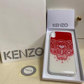 ケンゾー(KENZO)のケンゾタイガー IPHONE Xs Max ケース(iPhoneケース)