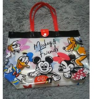 ディズニー(Disney)のDisney プールバッグ  未使用【最終値下げ】(マリン/スイミング)
