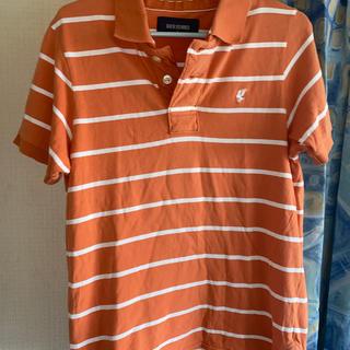 アンソフィーバックバック(ANN-SOFIE BACK/BACK)の BACK NUBER半袖ポロシャツ(ポロシャツ)