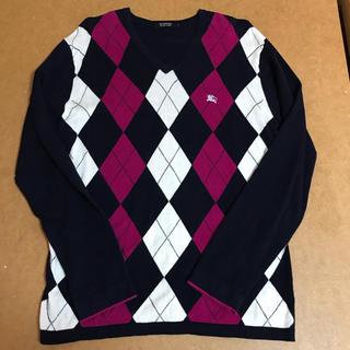 バーバリーブラックレーベル(BURBERRY BLACK LABEL)のバーバリーブラックレーベル セーター(ニット/セーター)