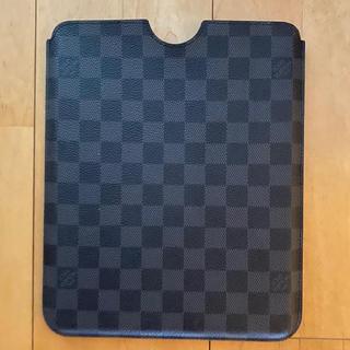 ルイヴィトン(LOUIS VUITTON)のルイヴィトン ダミエグラフィット iPad2ハードケース N63105(モバイルケース/カバー)