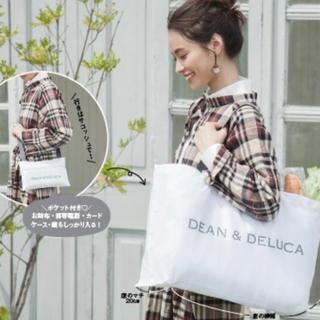 DEAN & DELUCA - ゼクシィ 11月号 付録