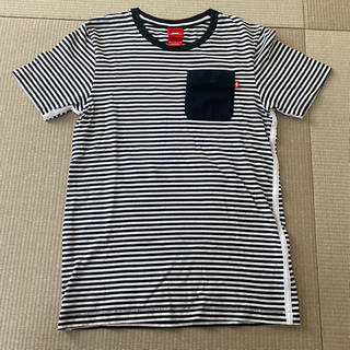 ナイキ(NIKE)のナイキ ボーダー Tシャツ(Tシャツ/カットソー(半袖/袖なし))
