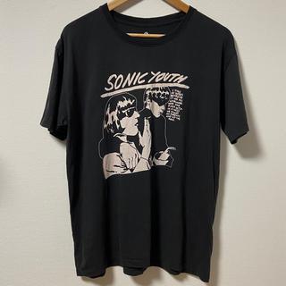 ヒステリックグラマー(HYSTERIC GLAMOUR)のSONIC YOUTH  tシャツ(Tシャツ/カットソー(半袖/袖なし))