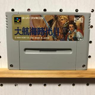 スーパーファミコン(スーパーファミコン)の大航海時代2(家庭用ゲームソフト)