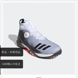 アディダス(adidas)のADIDAS メンズ ゴルフシューズ コードカオス ボア 26.5cm(シューズ)