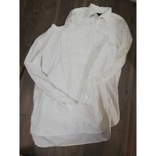 ユナイテッドアローズ(UNITED ARROWS)の【貴重】メンズロング丈シャツ 2枚セット(シャツ)