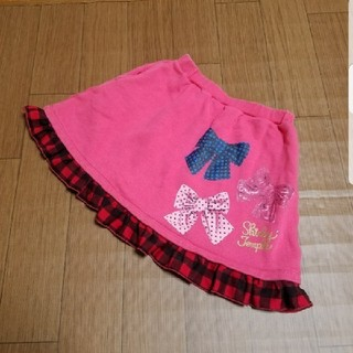 シャーリーテンプル(Shirley Temple)のシャーリーテンプルのスカート 120(スカート)