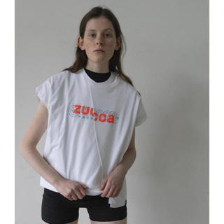 ズッカ(ZUCCa)のZucca×Outdoorコラボ 変形Tシャツ(Tシャツ(半袖/袖なし))