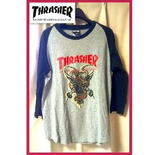 スラッシャー(THRASHER)のTHRASHER スラッシャー Tシャツ(Tシャツ/カットソー(七分/長袖))