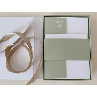ヴァンクリーフアンドアーペル(Van Cleef & Arpels)の非売品 ヴァンクリーフ&アーペル レターセット 新品 カード(その他)