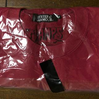 ヒステリックグラマー(HYSTERIC GLAMOUR)のヒステリックグラマー 半袖スウェット(Tシャツ/カットソー(半袖/袖なし))