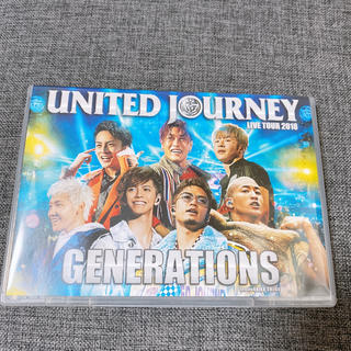 ジェネレーションズ(GENERATIONS)のUNITED JOURNEY  GENERATIONS(ミュージック)