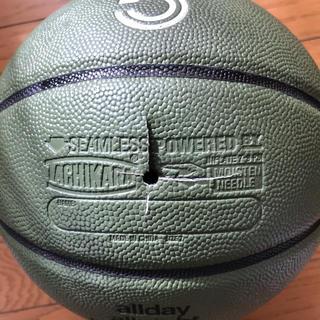 ballaholic 5周年ボール(バスケットボール)