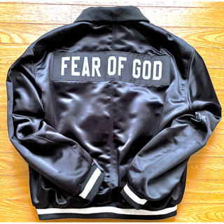 フィアオブゴッド(FEAR OF GOD)の超希少 L ☆ 大手USED ショップ fear of god 5th ブルゾン(ブルゾン)