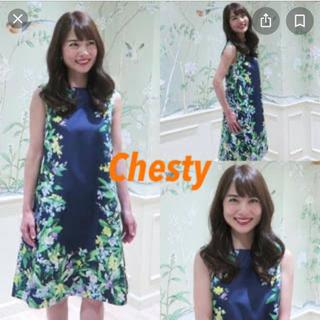 Chesty - chesty ボタニカルワンピース