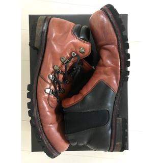 グラム(glamb)のglamb グラム Shaldon boots ブーツ パープル 26.5(ブーツ)