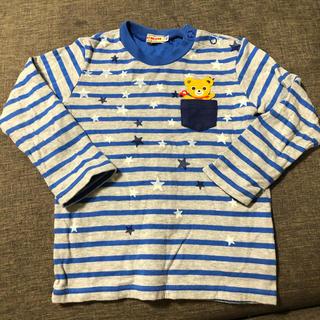 ミキハウス(mikihouse)のミキハウス ロンT  90(Tシャツ/カットソー)