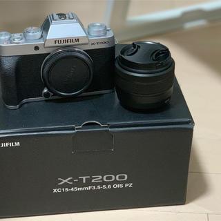 富士フイルム - Fujifilm X-T200
