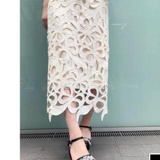 FRAY I.D - セルフォード♡リボンレーススカート