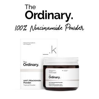 セフォラ(Sephora)のThe Ordinary ジオーディナリー 100% ナイアシンアミド パウダー(美容液)