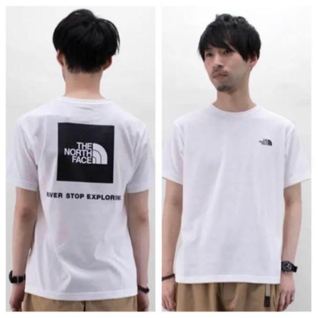 THE NORTH FACE(ザノースフェイス)のTHE NORTH FACE Logo Tee M メンズのトップス(Tシャツ/カットソー(半袖/袖なし))の商品写真