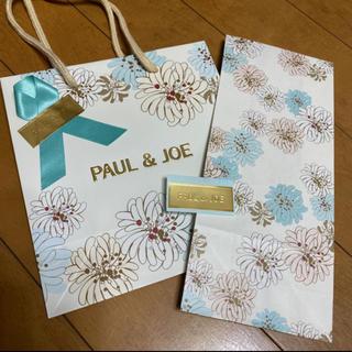 ポールアンドジョー(PAUL & JOE)の🎀リボン付 ポール&ジョー ラッピング セット ギフトバッグ ショッパー(ショップ袋)