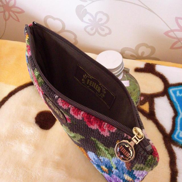 FEILER(フェイラー)のフェイラーポーチ レディースのファッション小物(ポーチ)の商品写真