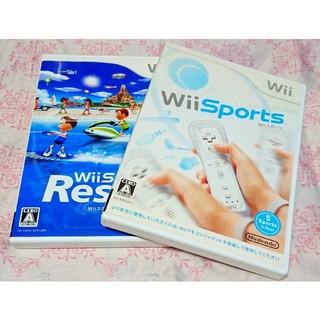Wii - Wii スポーツ Wiiスポーツリゾート