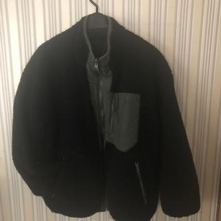 ダブルクローゼット(w closet)のリバーシブルボアジャケット(ブルゾン)