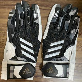 adidas - 【L】アディダス ED1870 野球 5T バッティンググローブ 手袋 両手用