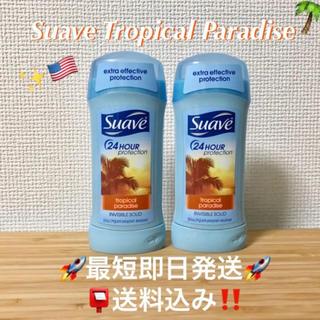Suave - Suave Tropical Paradise  スアーブ トロピカルパラダイス