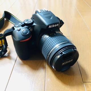 Nikon - Nikonデジタル一眼レフ D3500 AF-P 18-55VRレンズキット