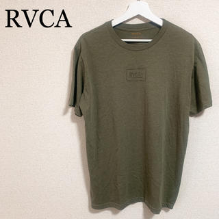ルーカ(RVCA)のRVCA ルーカ Tシャツ メンズ ロゴマーク バックプリント(Tシャツ/カットソー(半袖/袖なし))