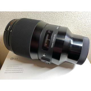 SIGMA - SIGMA 135mm f1.8 DG HSM SONY用