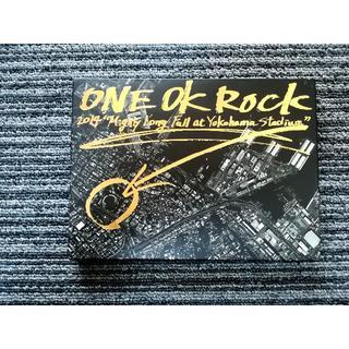 ワンオクロック(ONE OK ROCK)の【ブルーレイ】 ONE OK ROCK 2014(ミュージック)